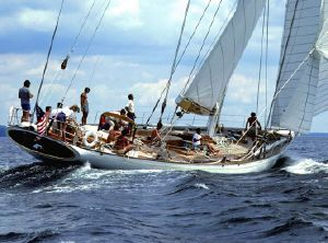 1983 Renaissance Yachts WhiteFin