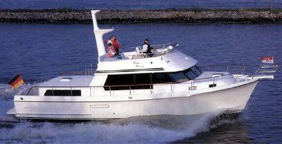 2001 45' 7'' Ocean Alexander-456 Classicco Belhaven, NC, US