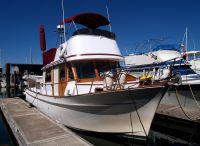 1976 CHB Tri-Cabin Trawler