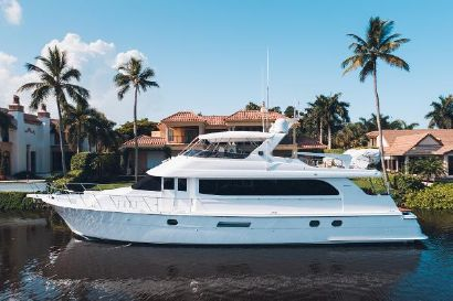 2000 75' Hatteras-75 Motoryacht Boca Raton, FL, US