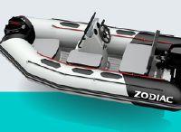 2021 Zodiac Open 3.4 Hypalon Licht Grijs