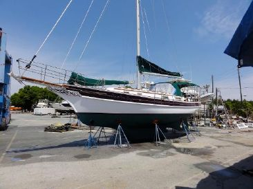 1987 36' Gozzard-36 Palm Beach, FL, US