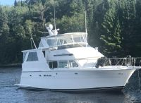 1998 Hatteras 52 Sport Deck Motor Yacht