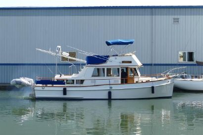 1987 36' 10'' Grand Banks-36 Classic Scappoose, OR, US