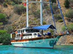 1992 Viking Yat 31 Meter Motorsailer