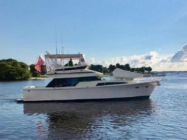 1995 50' Mikelson-50 Sportfisher Chester, MD, US