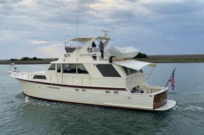 1979 58' Hatteras-58 Yacht Fish Nantucket, MA, US