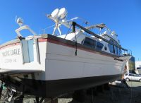 1980 Modutech Marine Trawler