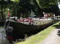 1930 Dutch Barge Steilsteven