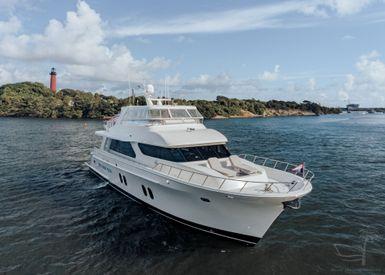 2018 78' Cheoy Lee-Bravo 78 Sport Motor Yacht Jupiter, FL, US