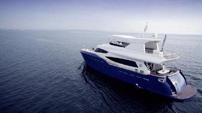 2013 78' 7'' ANEMOS-78 Steel Trawler TR