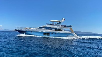 2012 65' Azimut-64 Fly Bodrum, TR
