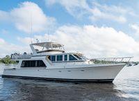 2000 Offshore Yachts 62 Pilot House