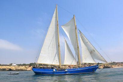 1987 113' 10'' Schooner-Baltimore Praia do Carvoeiro Algarve, PT