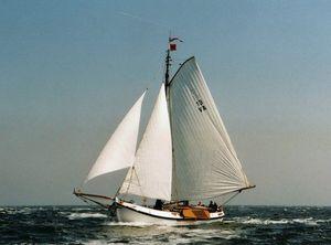 1912 Lemsteraak Jachtuitvoering