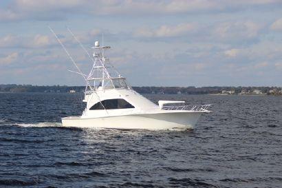 2001 52' Ocean Yachts-52 SUPER SPORT Fall River, MA, US