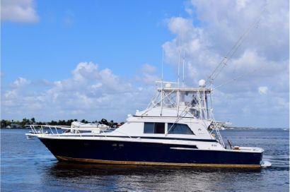 1982 54' Bertram-54 Convertible Stuart, FL, US