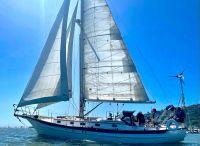 1990 Cabo Rico 38