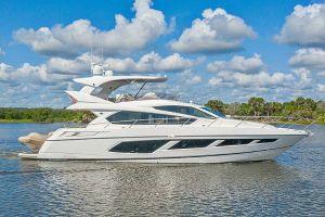 2016 65' Sunseeker-65 Manhattan Fort Lauderdale, FL, US