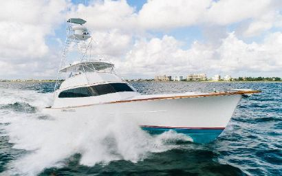 1996 75' Merritt-Sportfish Palm Beach, FL, US