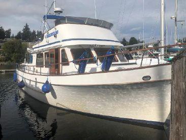 1982 40' Ocean Alexander-Double Cabin Gig Harbor, WA, US