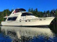 1999 Bayliner 4788 Pilothouse Motoryacht