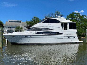 2000 50' Carver-506 Motor Yacht Islip, NY, US