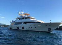2010 Ferretti Yachts Navetta 33