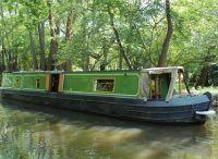 1996 Narrowboat 50' P.M. Buckle Semi Trad