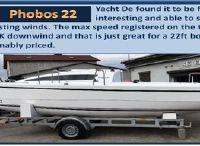 2022 Dalpol Yacht Phobos 22