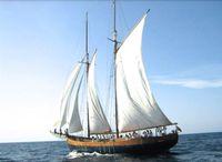 1951 Sweden Yachts Schooner