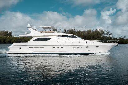 2000 72' Ferretti Yachts-72 Fort Lauderdale, FL, US