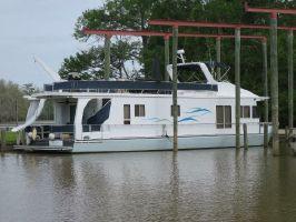 1998 70' Monticello-River Yacht Houseboat Springfield, LA, US