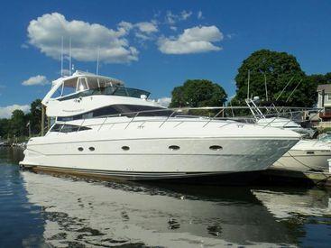 2003 56' Neptunus-2004 Flybridge Motor Yacht Old Saybrook, CT, US