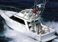 1997 Cabo 35 Flybridge Sportfisher