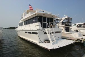 1988 63' Viking-63 Motor Yacht Middle River, MD, US
