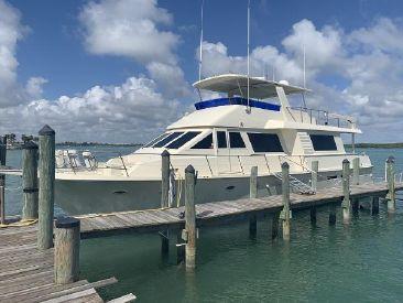 1989 66' Viking-66' Custom Motor Yacht Fort Pierce, FL, US