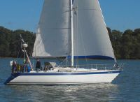 1979 Oyster 37