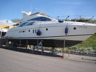 2003 55' Azimut- Alghero (Sardegna), IT