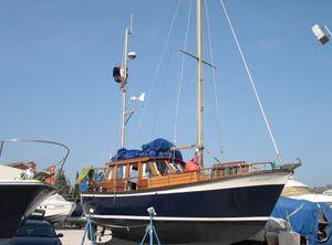 1977 Siltala Nauticat 33