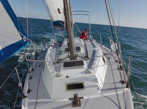 1986 KM Yachtbuilders KM 950