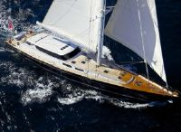 1995 Sterling Yachts 133