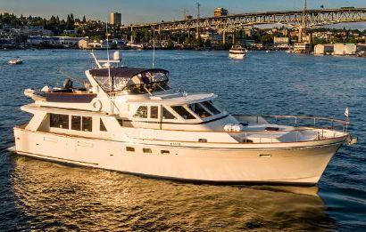 1983 61' Tollycraft-Pilothouse Motor Yacht Seattle, WA, US