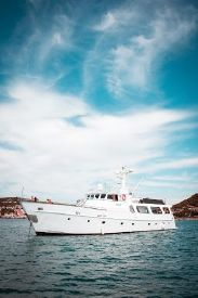 1985 88' Torpoint Steel Boats-Motor Yacht Tisno, HR