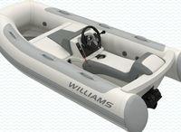 2021 Williams Jet Tenders Minijet 280