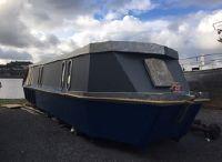 2018 Barge Liveaboard