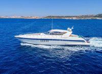 1997 Custom Overmarine Mangusta Yachts Mangusta 80