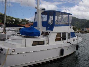 2005 45' Ocean Alexander-45 Classico Aft Cabin TT