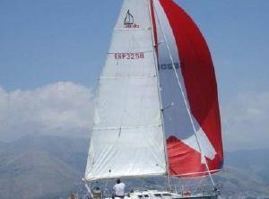 1987 Dehler 38