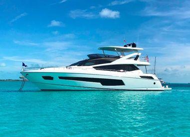 2018 75' Sunseeker-75 Yacht Miami, FL, US
